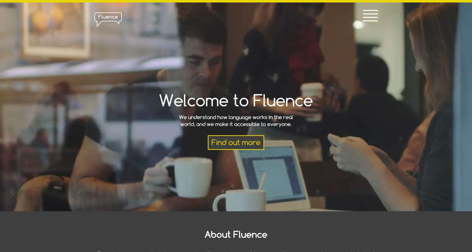 Fluence web app suite [Case study] stage image