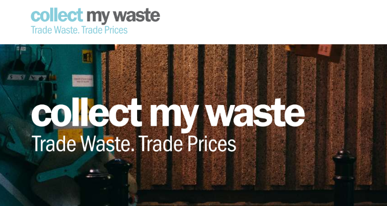Collect My Waste App and Website stage image