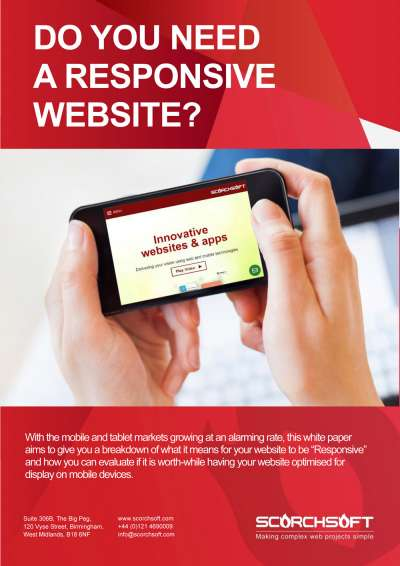 Do you need a responsive website eGuide
