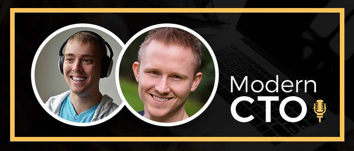 The Modern CTO Podcast. We're featured! [Audio]
