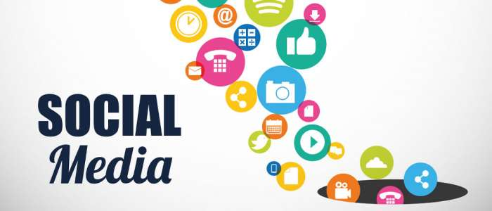 Social media marketing examples for your website
