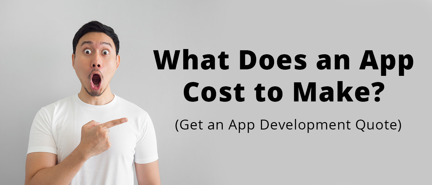 What Does an App Cost to Make? (App Development Quote Guide Included) post image
