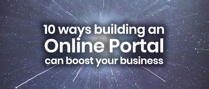 How to Build an Online Portal to Boost Your Business (10 ways, with examples) post image