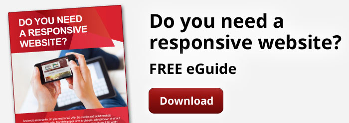 do you need a responsive website eguide download - tablet image